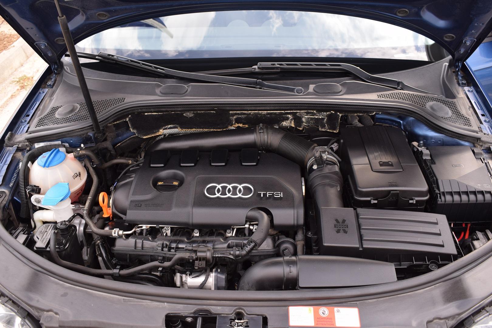 Audi A3 S-line full