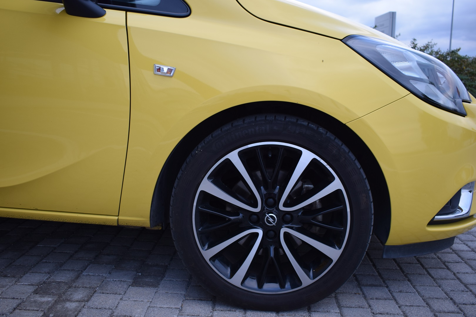 Opel Corsa 1.0 turbo full