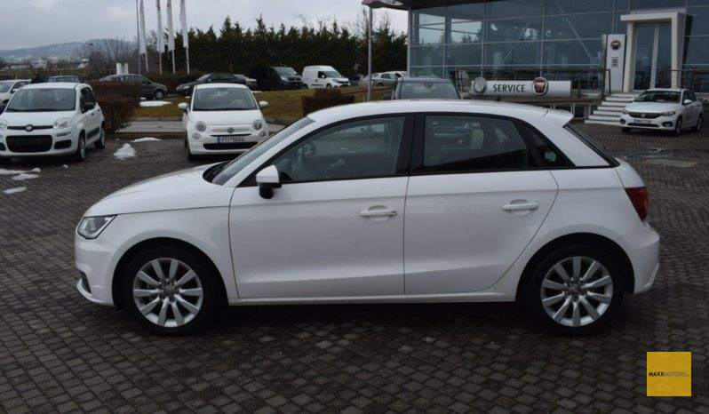Audi A1 1.6 Sportback TDI 115ps full