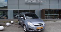 Opel Zafira 1.8 Ellegance 140PS LPG