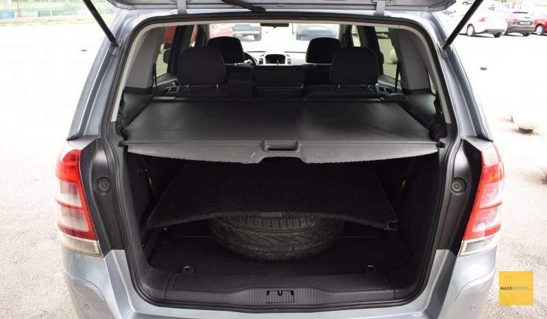 Opel Zafira 1.8 Ellegance 140PS LPG full