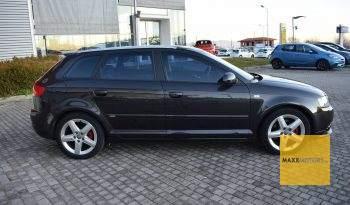 Audi A3 1.8 S-line 210PS full