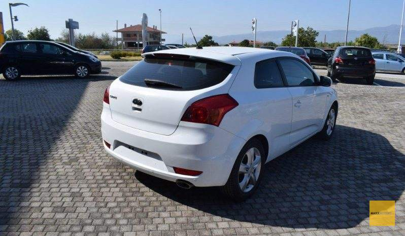 Kia Pro-Ceed 1.4 109ps LPG+ BENZ. full