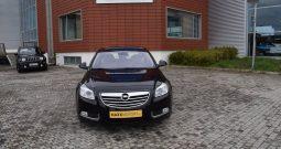 Opel Insignia 2.0 Cosmo 220ps A/T 4×4