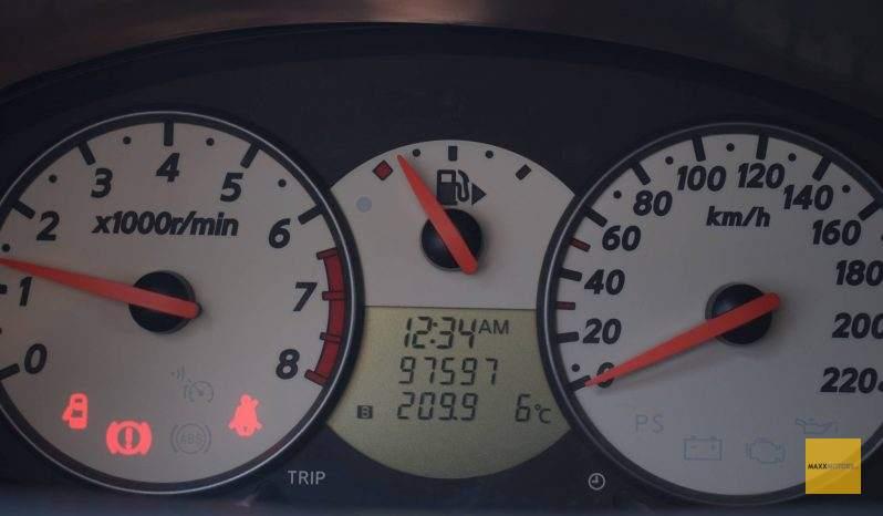 Nissan Micra 1.2 80ps LPG full