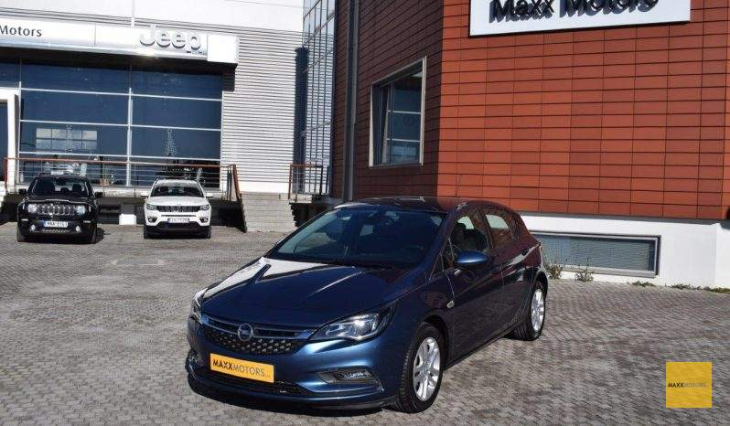 Opel Astra 1.6 CDTI Selection 120ps full