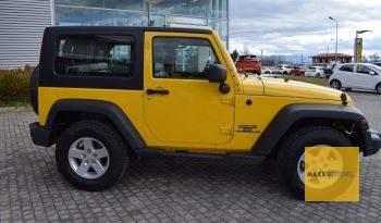 Jeep Wrangler 2.8 Sport 174ps full