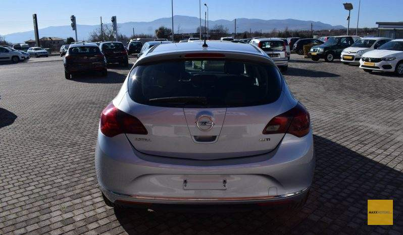 Opel Astra 1.6 Sport CDTi 136ps full