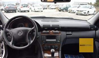 Mercedes-Benz C 220 2.2 CDi AMBIENTE 150PS full