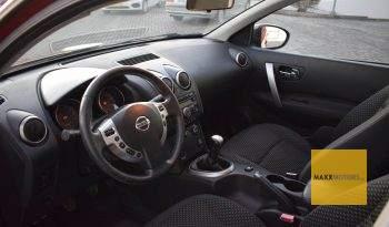 Nissan Qashqai 1.6 Acenta 115ps LPG full