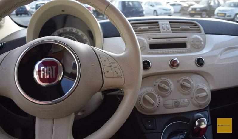 Fiat 500 1.2 Pop Auto 69ps full