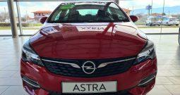 Opel Astra 1.5 ELEGANCE 122PS
