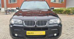 BMW X3 3.0 M-PACK 273PS-LPG