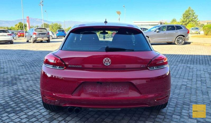 VW Scirocco 1.4 TSi Sportline 160PS full